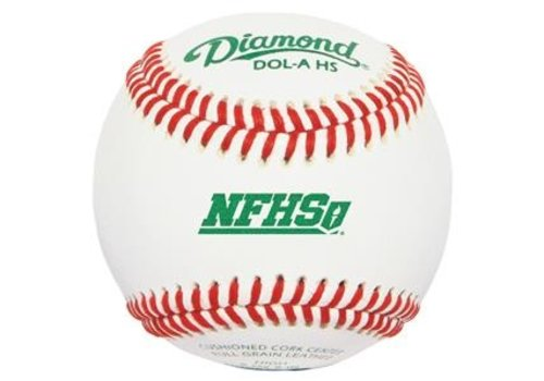 Diamond NFHS Highschool Baseball DOL-A HS 1 Dozen