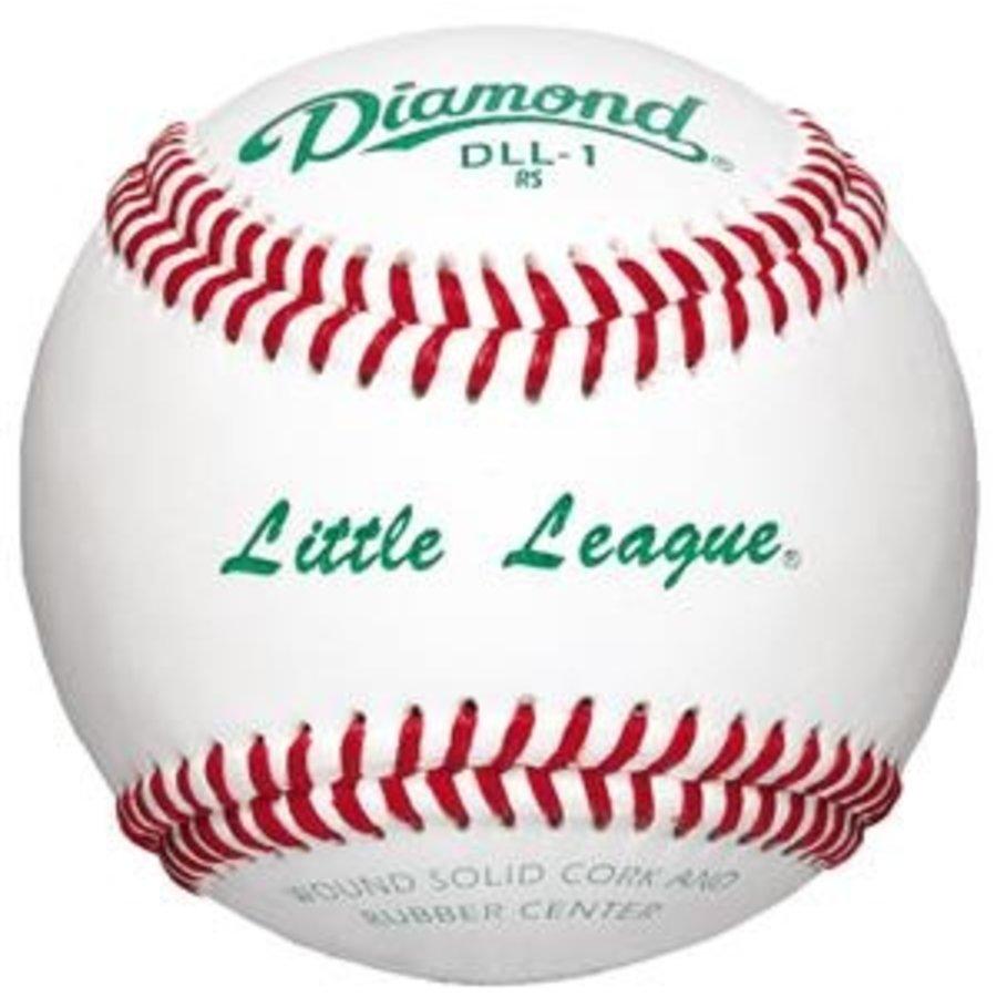 Diamond Little League Baseballs DLL-1 1 Dozen