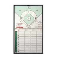 """Markwort """"The Coacher"""" Magnetic/Dry Erase Lineup Board"""