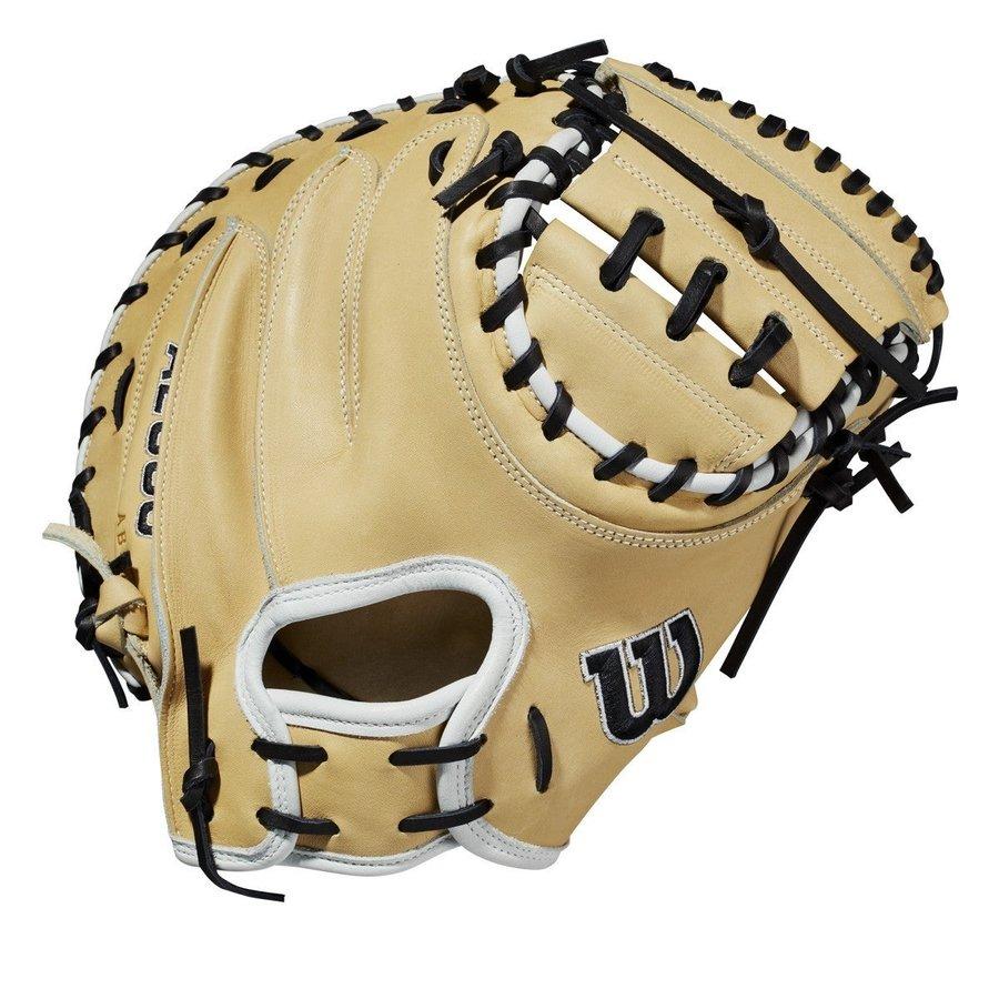 """Wilson 2021 A2000 CM33 33"""" Baseball Catcher's Mitt"""