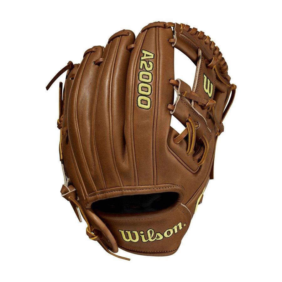 """Wilson 2021 A2000 DP15 SDT 11.5"""" Infield Baseball Glove"""