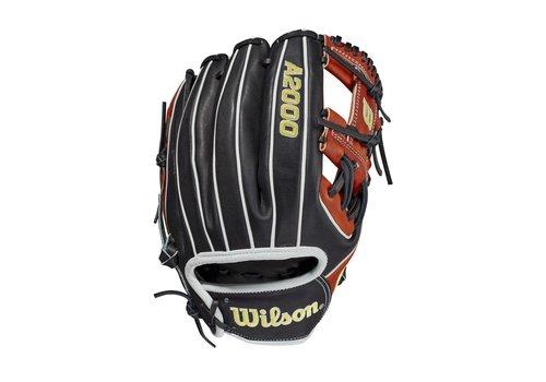 """Wilson 2021 A2000 1975 11.75"""" Infield Baseball Glove"""