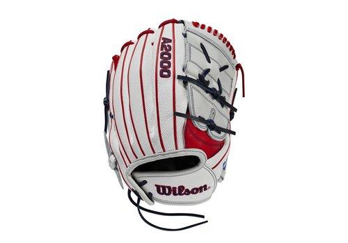 """Wilson 2021 A2000 Monica Abbott 12.25"""" Infield/Outfield Fastpitch Mitt"""