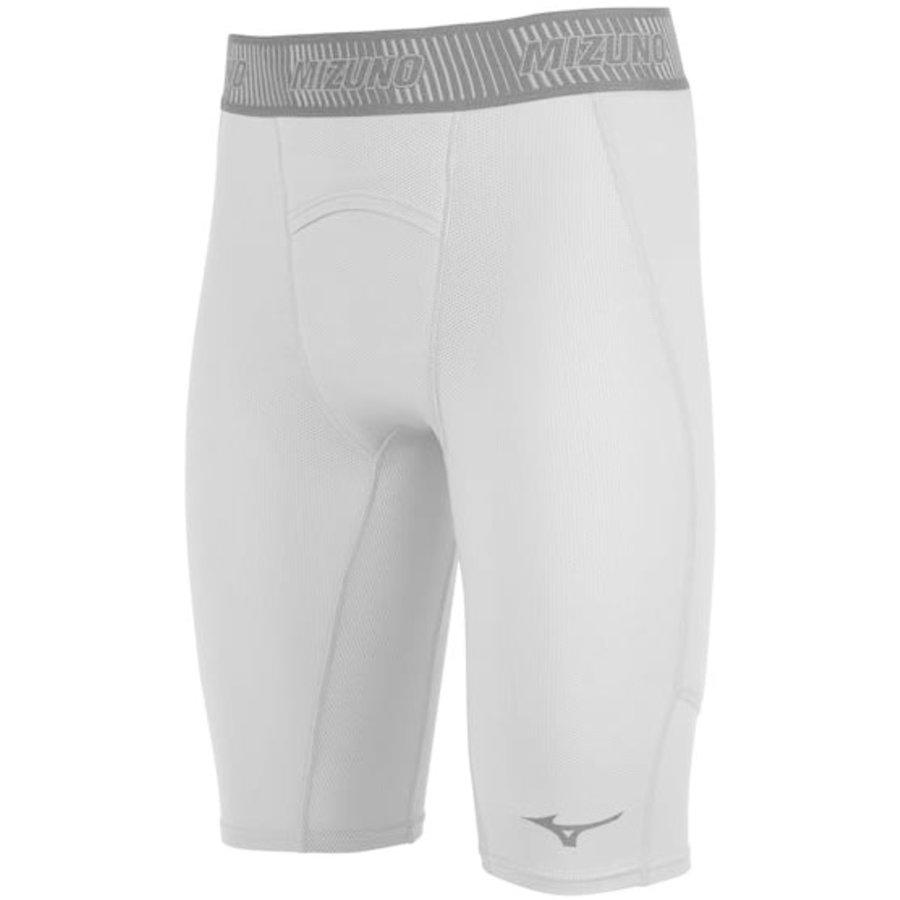 Mizuno Aero Vent Sliding Shorts Grey