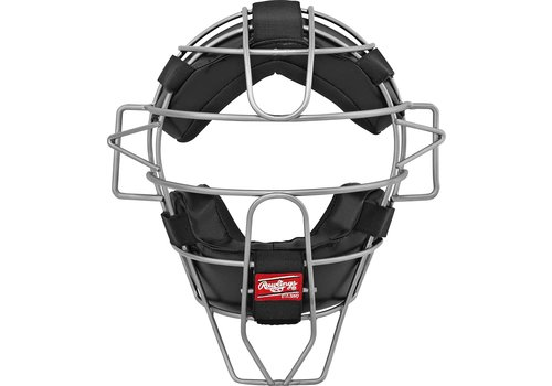 Rawlings Adult Lightweight Hollow Wire Catcher's Face Mask