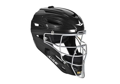 All-Star System 7 Adult Solid Catcher's Helmet MVP2500