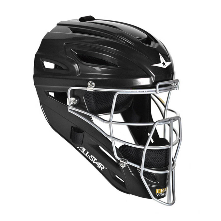 All-Star System 7 Adult Solid Catcher's Helmet