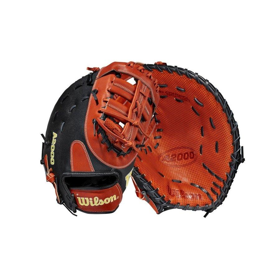 """Wilson 2021 A2000 SC1620SS 12.5"""" Baseball First Base Mitt LHT"""
