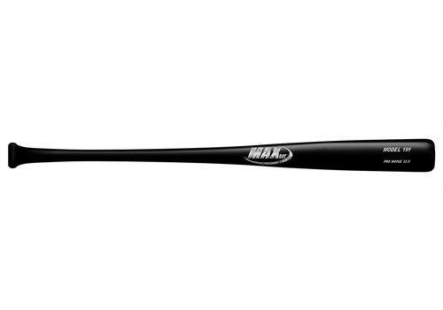 MaxBats Pro Series 191 Model Maple Wood Baseball Bat