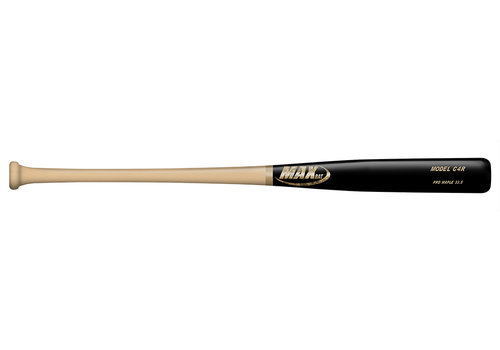 MaxBats Pro Series C4R Model Wood Maple Baseball Bat