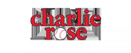 Charlie Rose Baseball