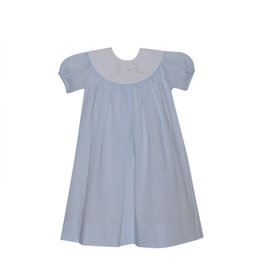 LullabySet Charlotte Blue Risen Dress