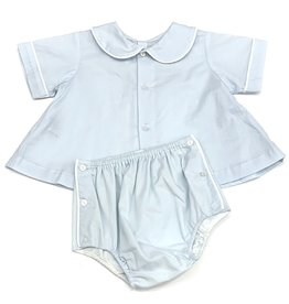 LullabySet Joseph Blue Bubble Set