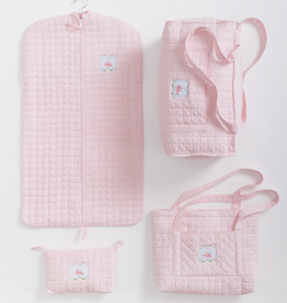 Little English Quilted Luggage - Bunny