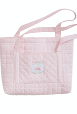 Little English Quilted Luggage Bunny Set