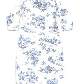 Maison Nola Storyland Gown Blue