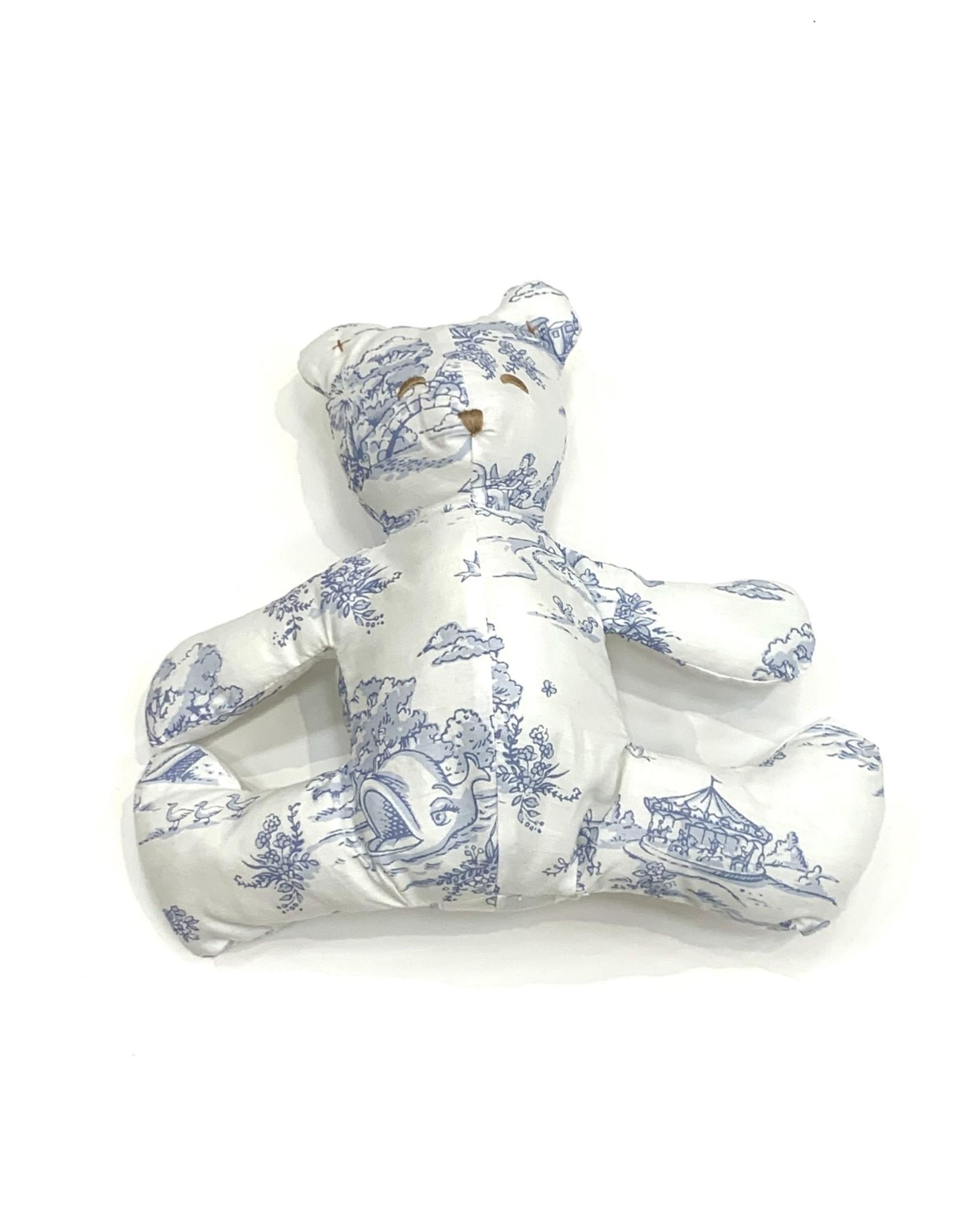 Maison Nola Toile Bear Blue