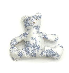 Maison Nola Toile Bear Blue