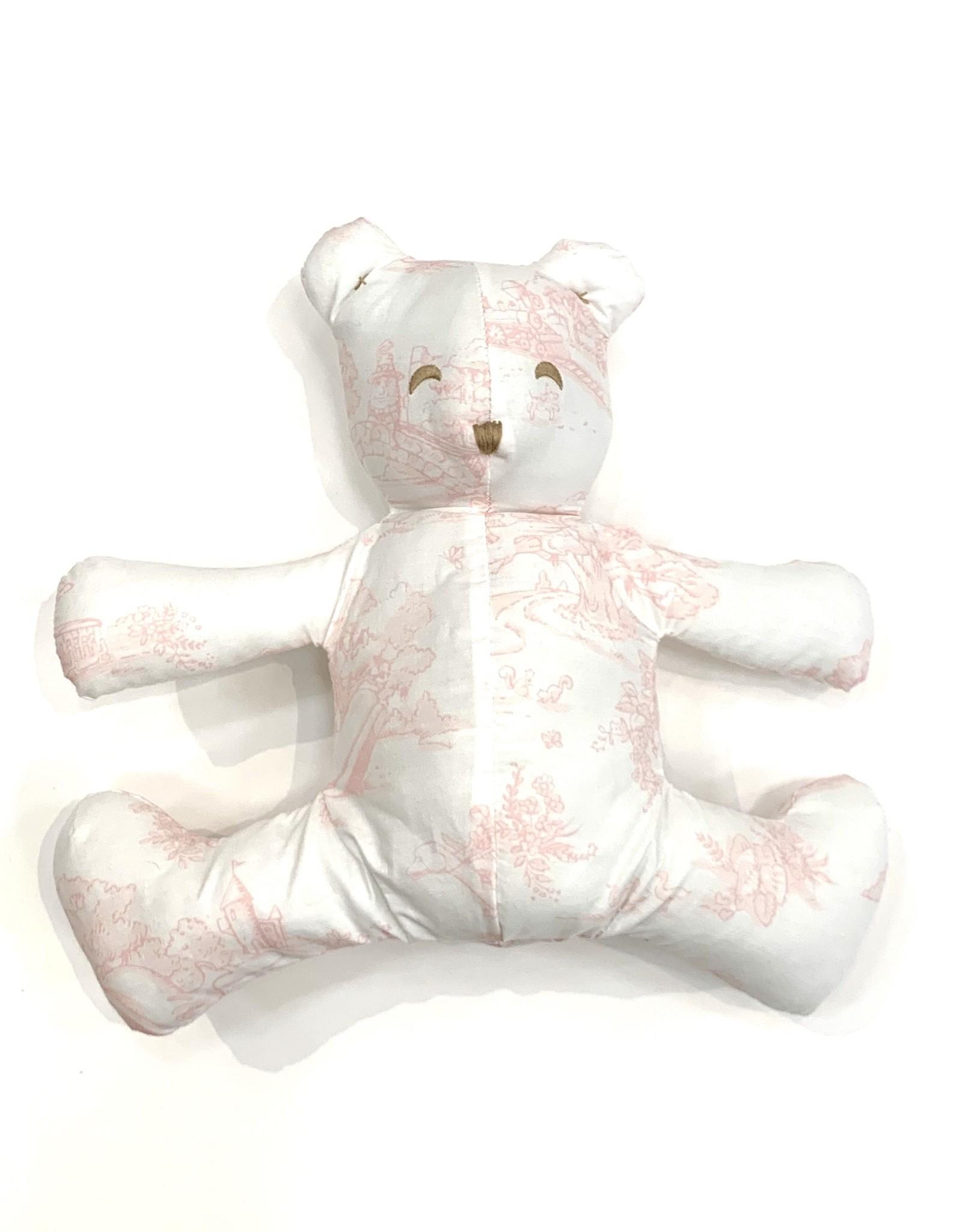 Maison Nola Toile Bear Pink