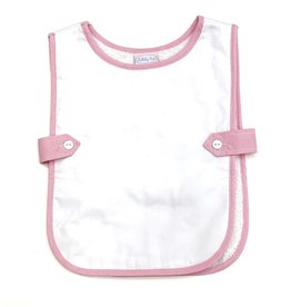 LullabySet Celebration Bib - Pink