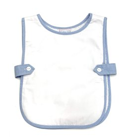 LullabySet Celebration Bib - Blue