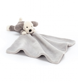 Jelly Cat Bashful Shooshu Puppy Soother