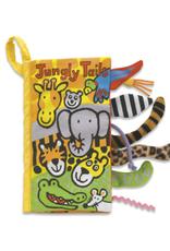 Jelly Cat Jungle Tails Book