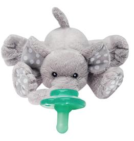 Nookums Paci-Plushies Buddies-Ella Elephant