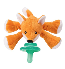Nookums Paci-Plushies Buddies-Freckles Fox