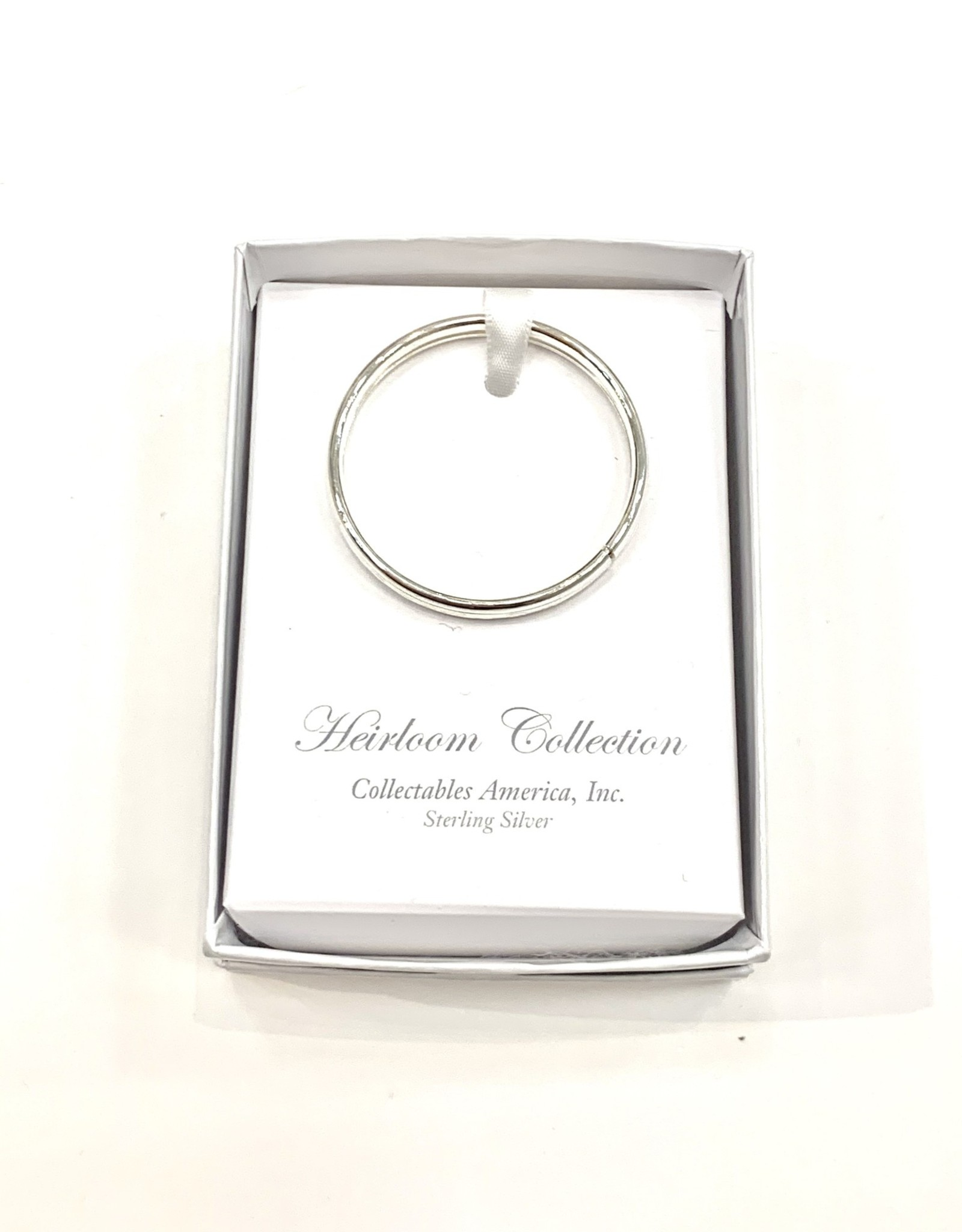 Collectables Sterling Silver Newborn Bangle