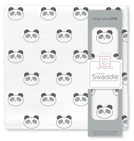 Swaddle Designs Panda Face Swaddle