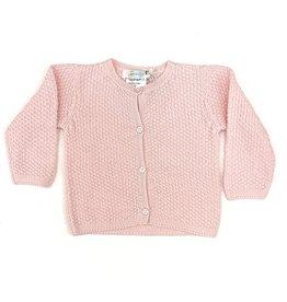 Little English Bow Crochet Sweater