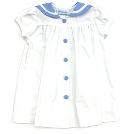 Funtasia Too Sailor Dress Blue/White