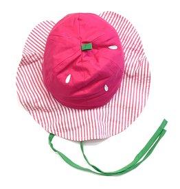 Florence Eiseman Girls Strawberry Hat