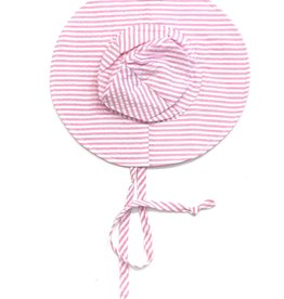 Flap Happy Girls Pink Floppy Hat