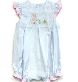 LullabySet Blue Lilly Bunny Bubble