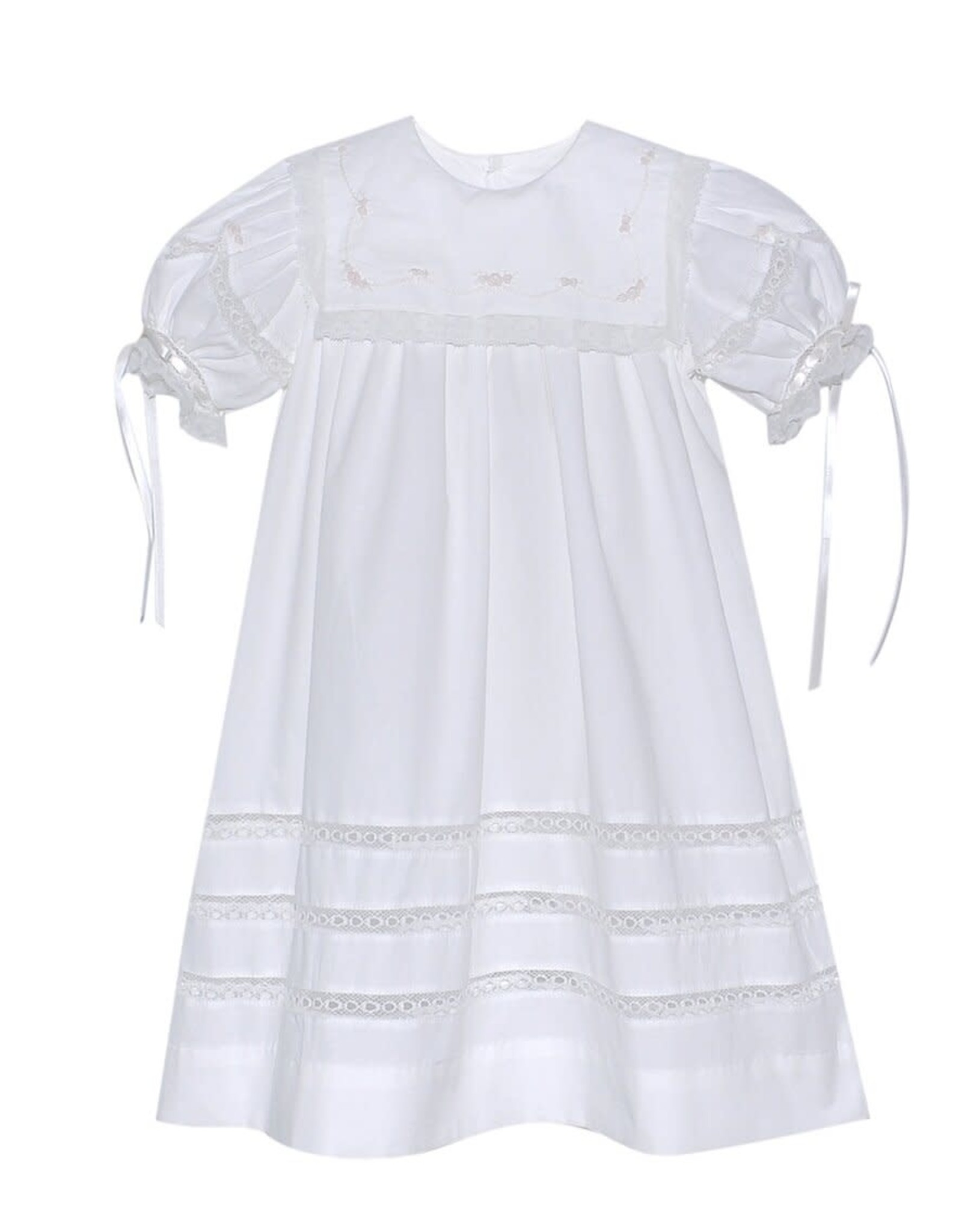 LullabySet Elle Dress Ecru