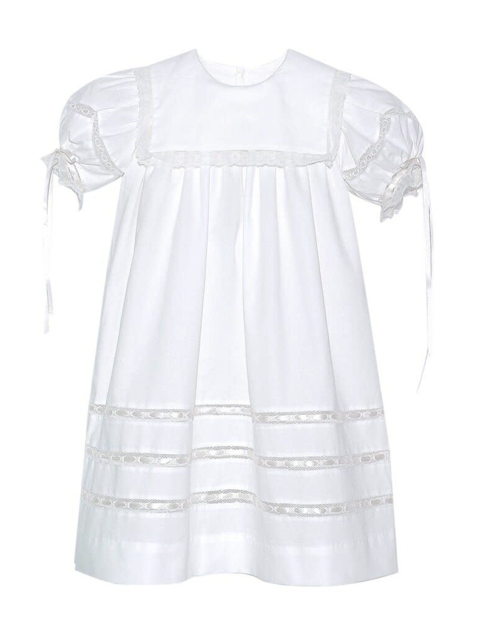 LullabySet Elle Dress White