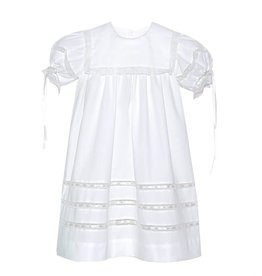 LullabySet Elle Dress White