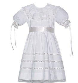 LullabySet Maylin White Dress