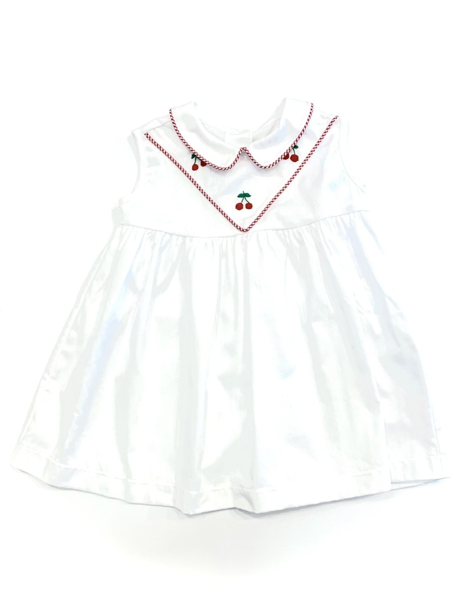 Pixie Lilly White Cherry Dress