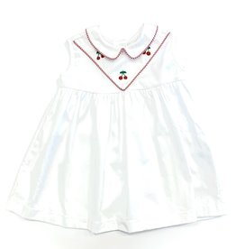 Pixie Lilly White Cherry Dress