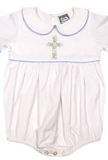 Christian Elizabeth White Rosemary Cross Easter Bubble