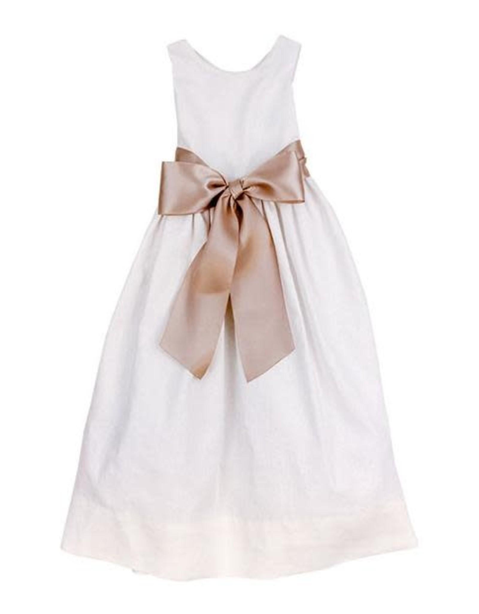 The Bailey Boys Whisper Linen, Empire Dress