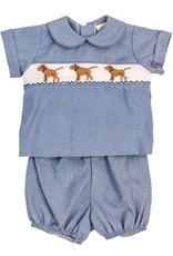 The Bailey Boys Dog Dressy Diaper Cover