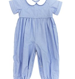 Remember Nguyen Blue Boy Long Romper