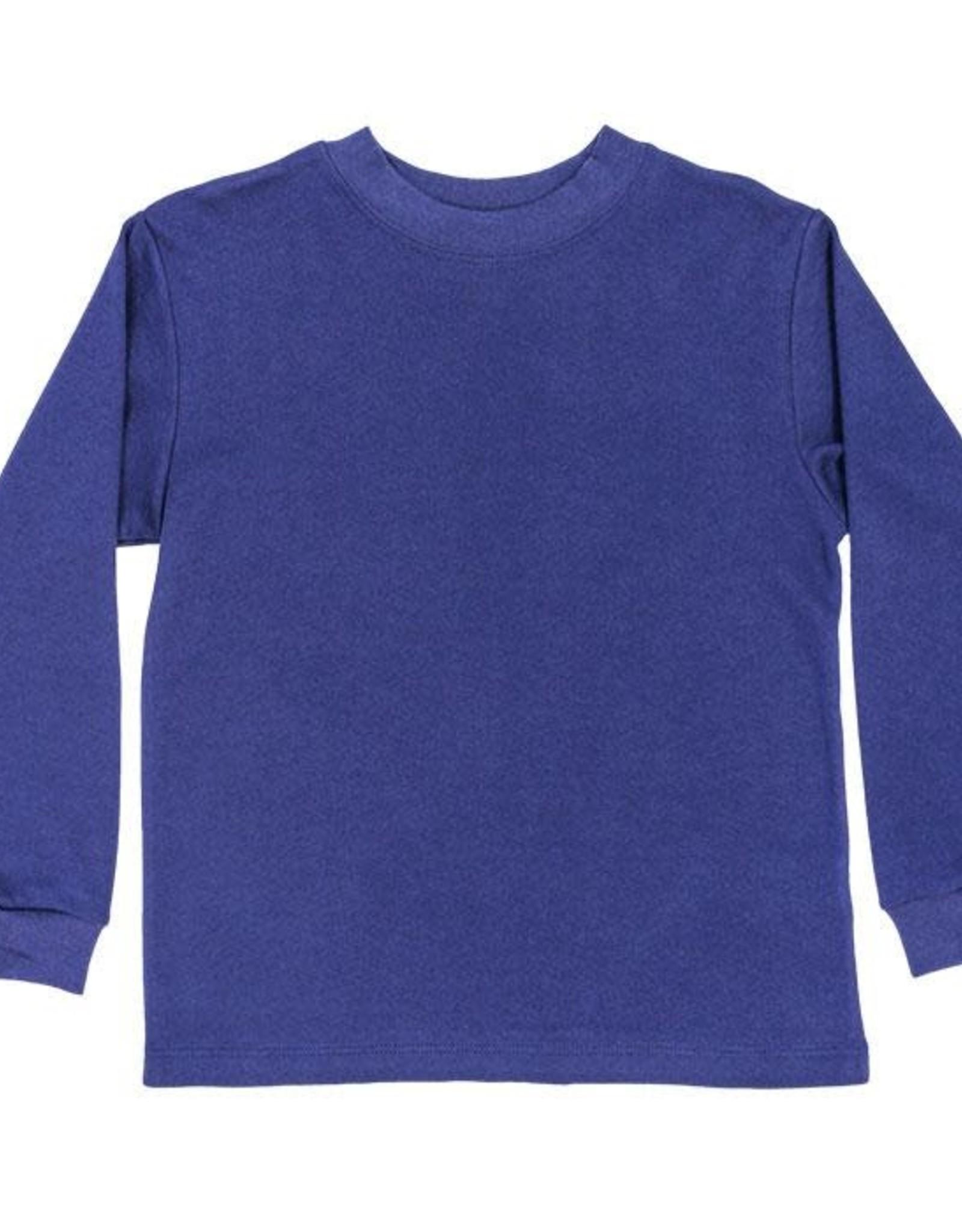 The Bailey Boys Navy Knit, T-Shirt