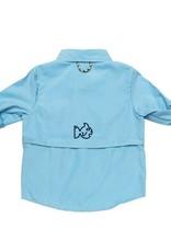 Prodoh Blue Fishing Shirt