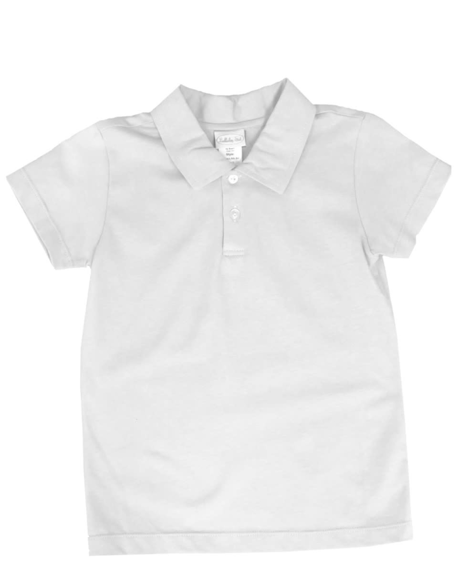LullabySet Parker Polo White