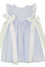Funtasia Too Pinafore Dress Blue Stripe